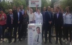 Шарчевић уверен у победу СНС на локалним изборима