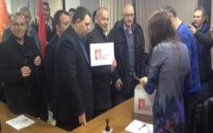 """Коалиција """"Ослободимо Врбас"""" предала листу за локалне изборе"""