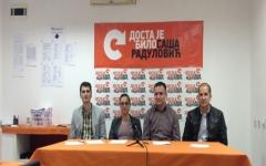 Покрет ДЈБ предложио Протокол о фер кампањи