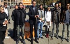 Председнички кандидат Саша Радуловић посетио Врбас