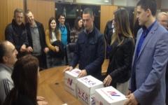 Српска напредна странка предала листу кандидата за локалне изборе