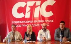 СПС анкетирао грађане општине Врбас